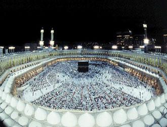 صلة المسلم ببيت الله الحرام