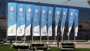 انطلاق فعاليات المنتدى الدولي للاقتصاد بسان بطرسبورغ