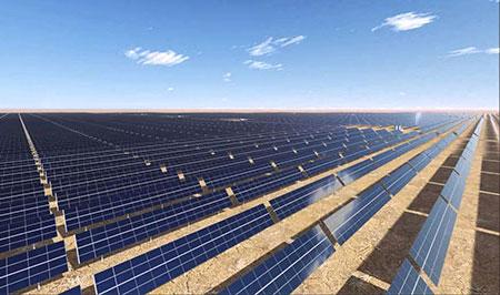 الاستثمار العالمي في الطاقة المتجددة