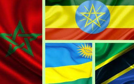 إفريقيا الشرقية.. جولة ملكية لطي المسافات ومد جسور الأخوة والوحدة الإفريقية